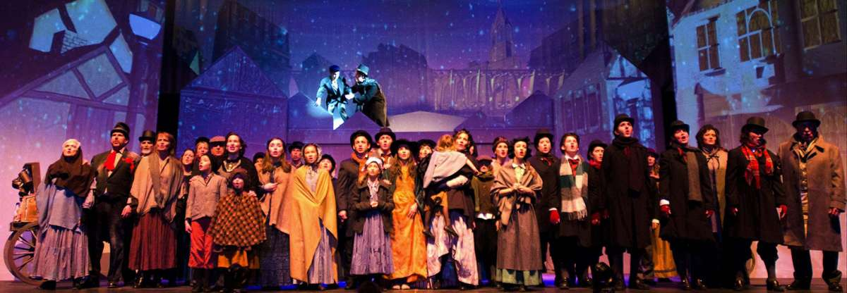 EBENEZER, THE MUSICAL (2013)