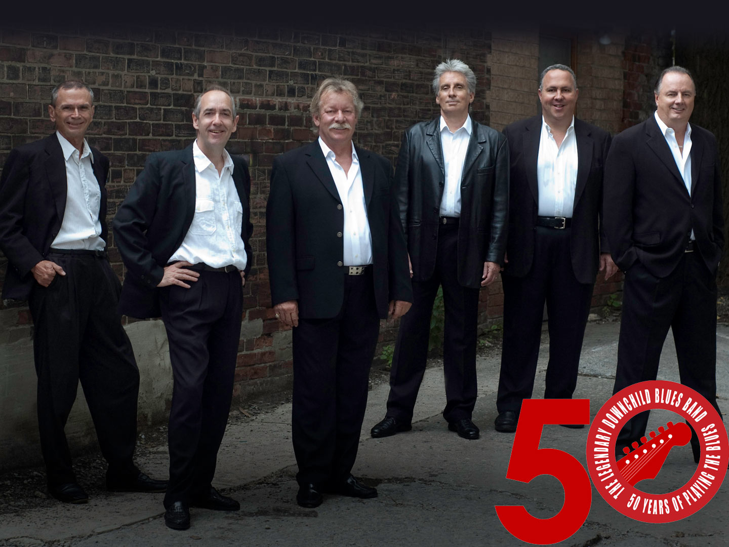 The Legendary Downchild Blues Band: 50th Anniversary Party