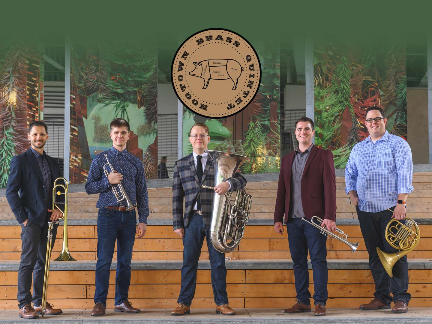 Christmas with the Hogtown Brass