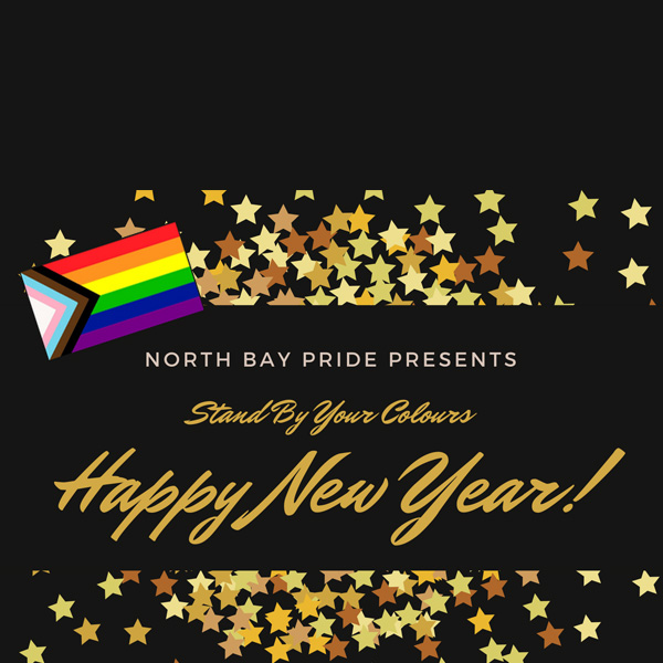 North Bay Pride presents Stand by Your Colours